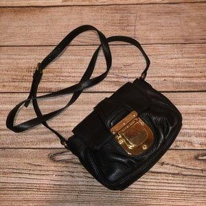 Michael Kors Charlton Black Crossbody Bag
